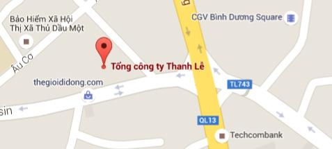 Xem địa chỉ trên Google Maps